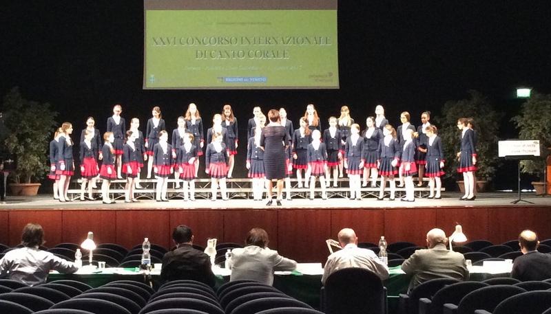 XXVI  Międzynarodowy Konkurs Chóralny w Weronie – 8 – 11 kwiecień  2015