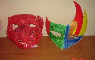 Konkurs na maskę wenecką