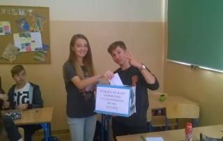 Sprawozdanie z wyborów do Rady Samorządu Uczniowskiego