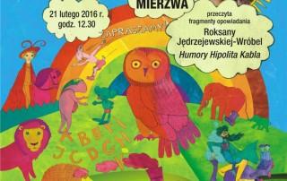 21 lutego, godz. 12.30, sala 1 Biblioteka Raczyńskich, pl. Wolności 19