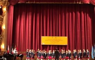 Chór dziewczęcy PSCHJK - szkoła muzyczna w Poznaniu