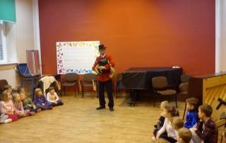 Szkoła muzyczna w Poznaniu klasa II Dzień Muzyki