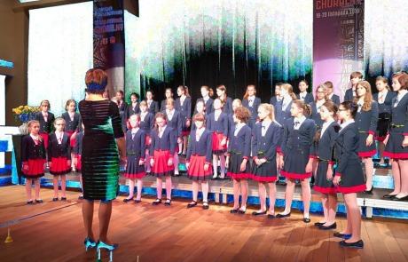 Szkoła muzyczna - Chór dziewczecy