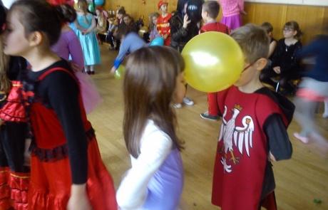 Bal karnawałowy - Szkoła muzyczna