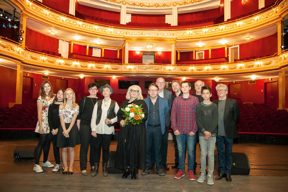 Koncert Magdy Umer w Teatrze Wielkim