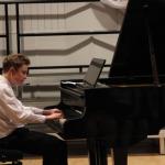 Audycja muzyczna w wykonaniu uczniow2