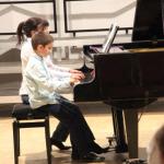 Audycja muzyczna w wykonaniu uczniow3